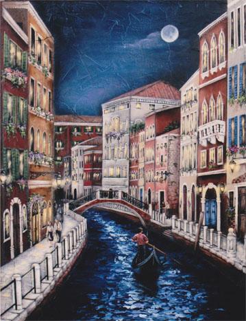 Moon Over Venice - E-Packet - Holly Hanley