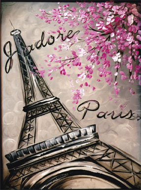 J'Adore Paris E-packet - Holly Hanley