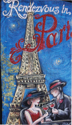 Rendezvous In Paris - E-Packet - Holly Hanley