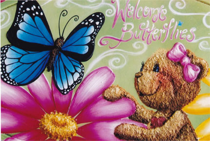 Welcome Butterflies E-packet - Holly Hanley