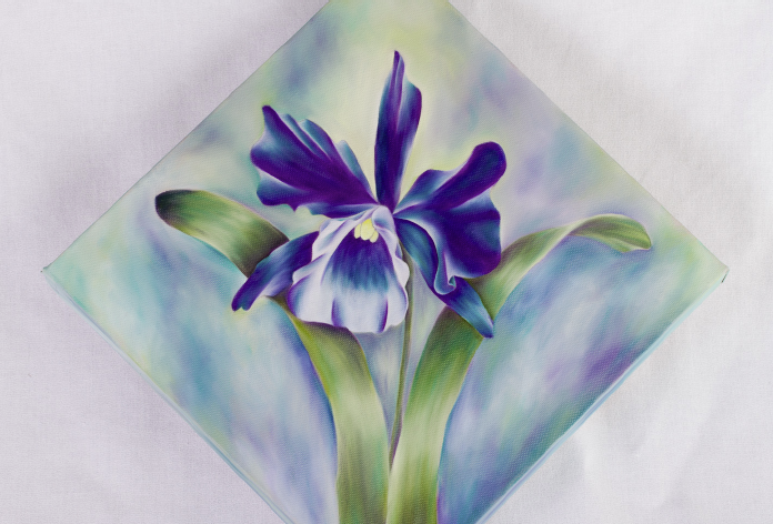 Blue Orchid - E-Packet - Debra Welty
