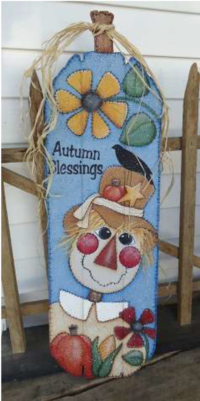Autumn Blessing E-Packet - Betty Bowers
