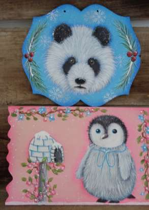 Penguin & Panda E-Packet - Betty Bowers