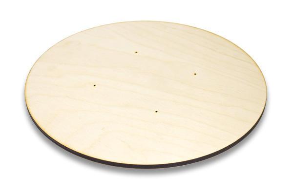 Lazy Susan Base - WITHOUT CENTER SCREW