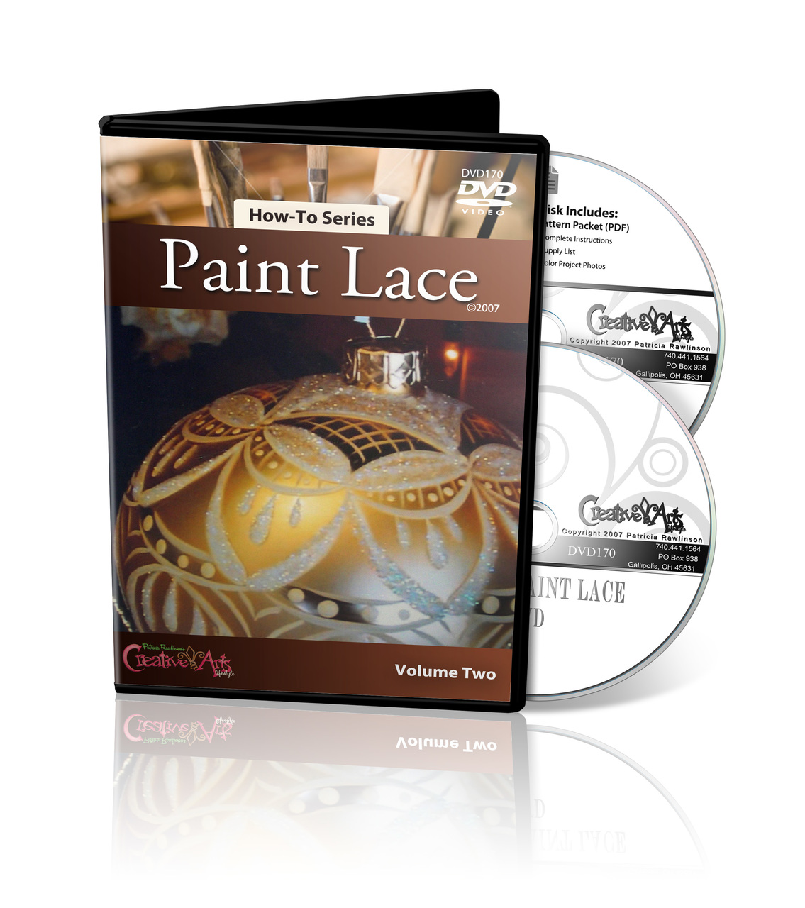 How To Paint Lace: How to Series Volume 2