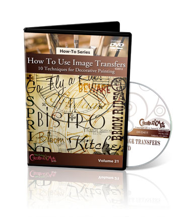 How to Use Image Transfers DVD