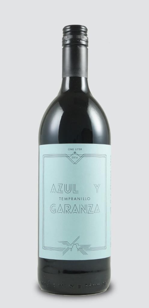 Azul y Garanza Tempranillo 2015