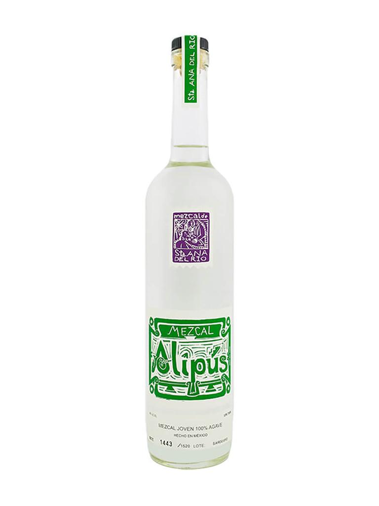 Alipus Mezcal Santa Ana Del Rio (green label)