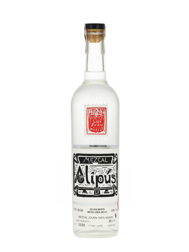 Alipus Mezcal San Juan del Rio (black label)