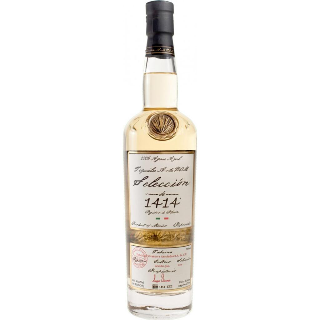 ArteNOM Selección de 1414 Tequila Reposado