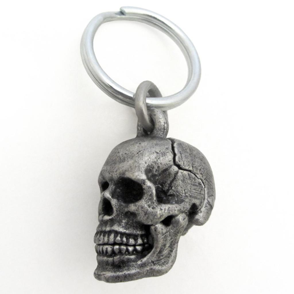 Human Skull Anatomy Locket