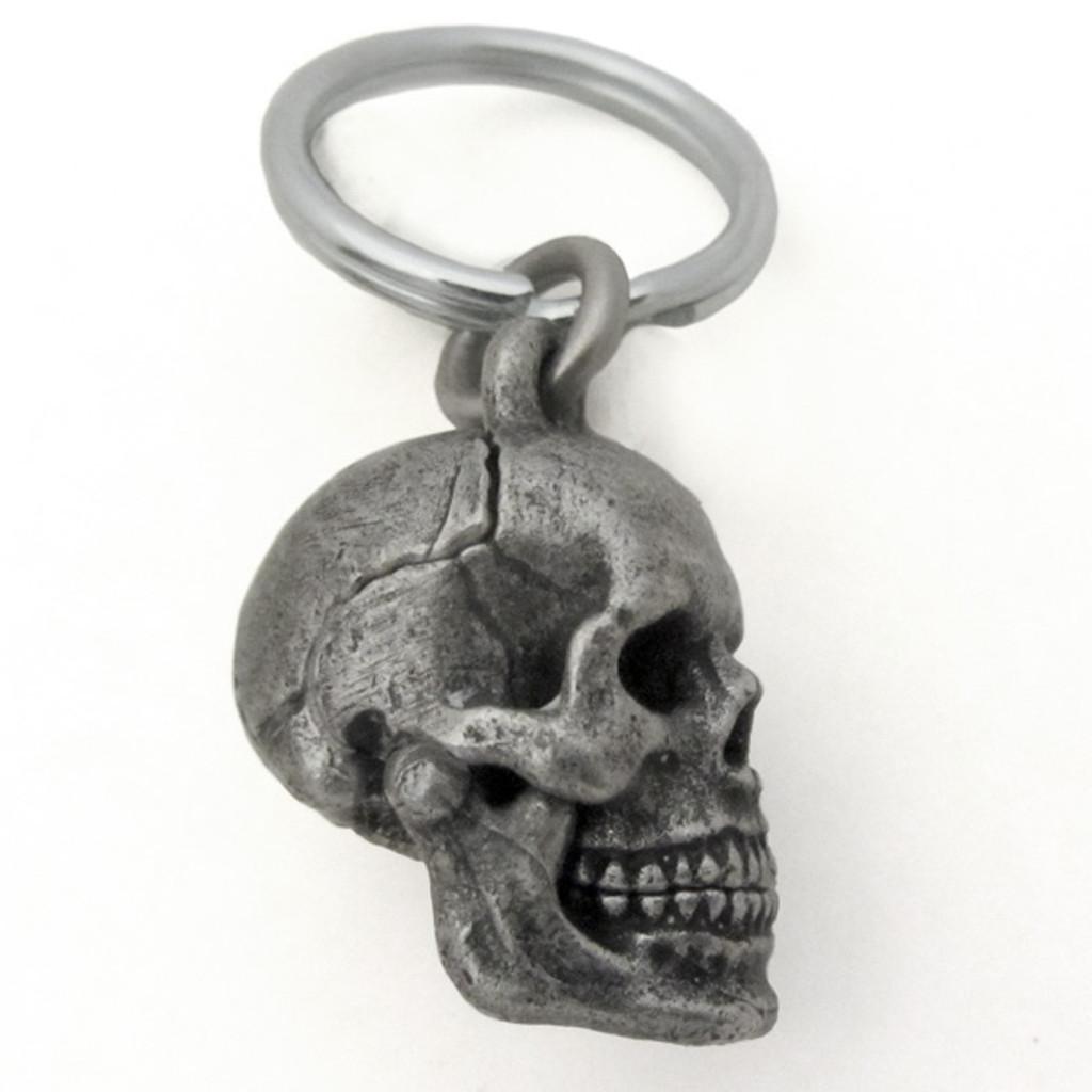 Human Skull Locket