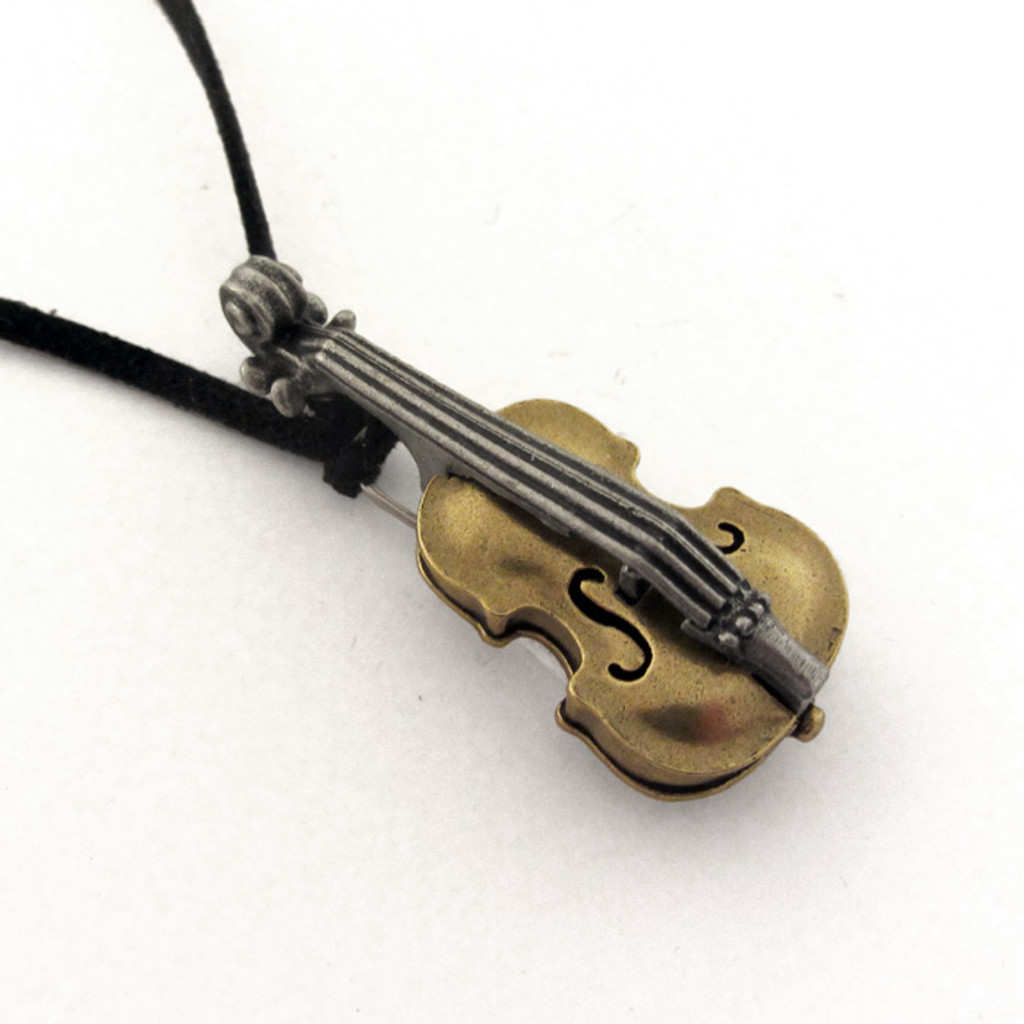 Violin Locket