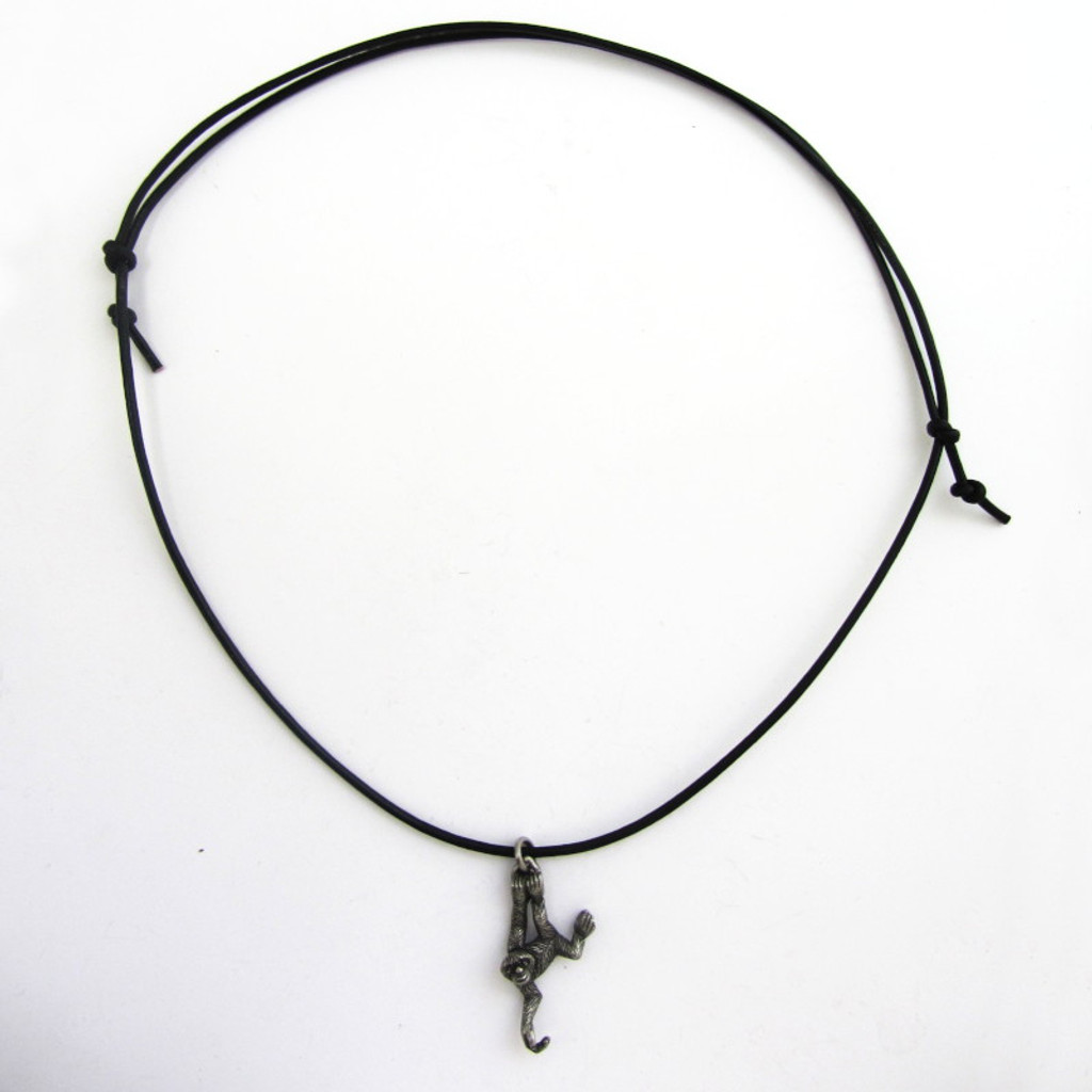 gibbon ape necklace