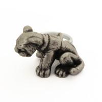 lion cub keychain