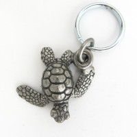 Sea Turtle Keychain