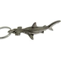 Hammerhead Shark Keychain