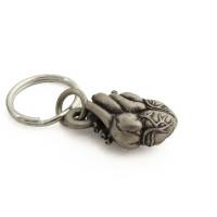 Human Heart Keychain