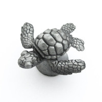Sea Turtle Drawer Pull