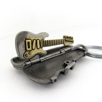 electric guitar locket