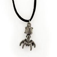 bacteriophage pendant