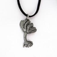 crinoid pendant