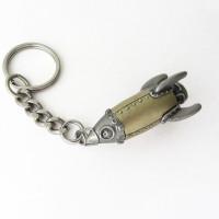 rocket keychain