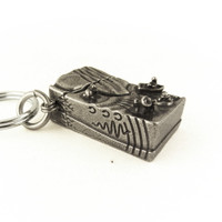 Earthquake Keychain