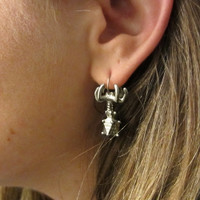 bacteriophage earring