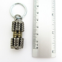 Sarcomere - Muscle Cell Keychain
