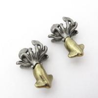 Squid Earrings