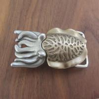 cuttlefish belt buckle