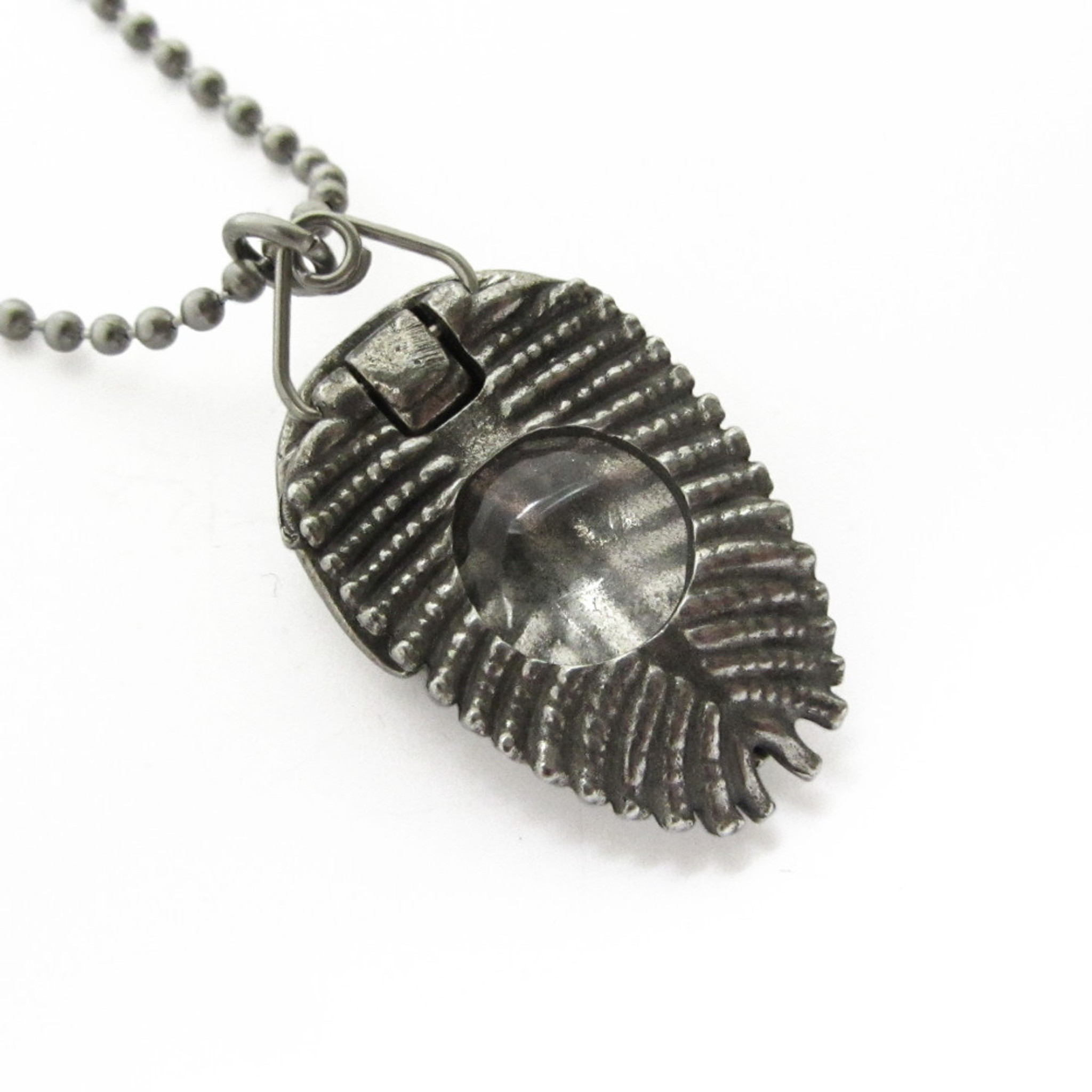 Trilobite pendant with magnifier taylorcustom trilobite pendant with built in magnifier mozeypictures Image collections