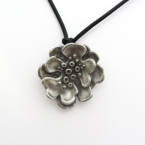 Lichen Necklace