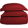 Twin XL Duvet Cover - Red