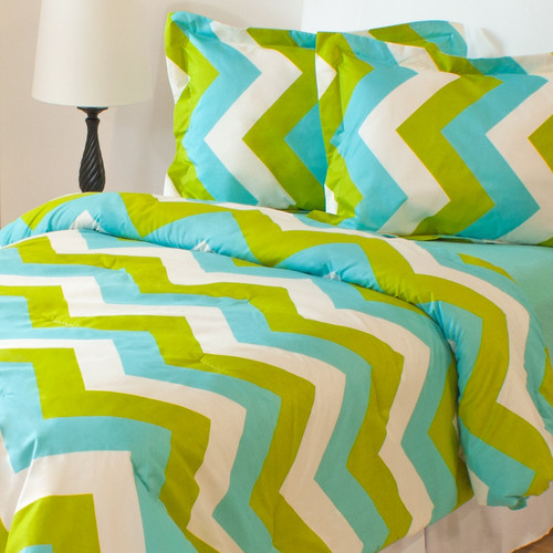 Twin XL Comforter - Pisa
