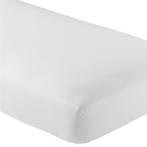 Twin XL Fitted Sheet - White