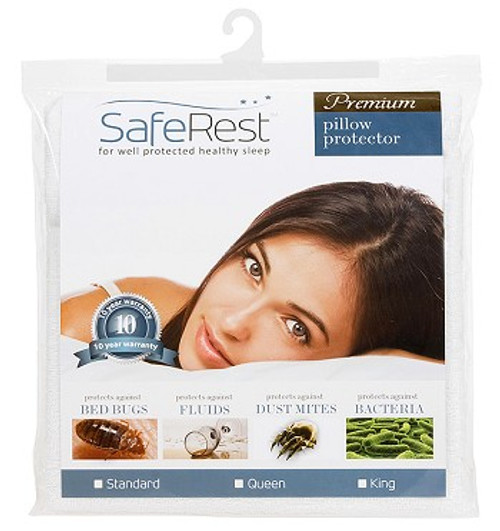 SafeRest Premium Pillow Protector