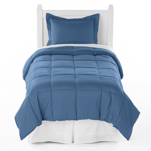 Twin XL Comforter Coronet Blue