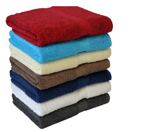 Egyptian Cotton Towels - 6 Piece Set