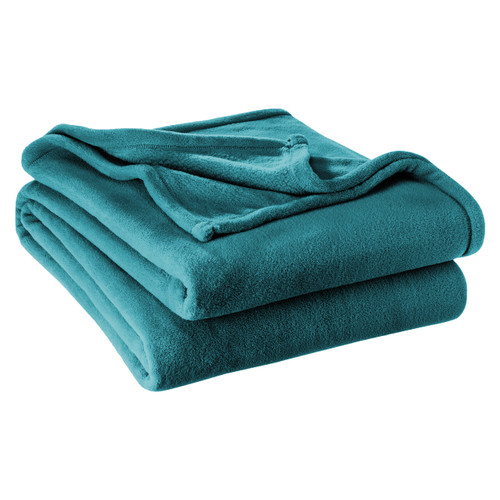 Emerald Microplush Super Soft Blanket Twin XL Extra Long / Twin