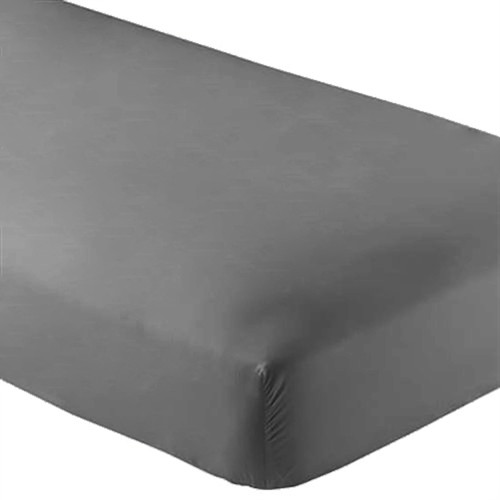 Twin XL Fitted Sheet - Grey