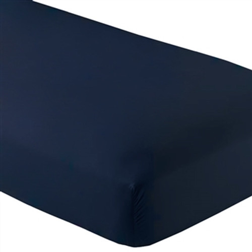 Twin XL Fitted Sheet - Dark Blue