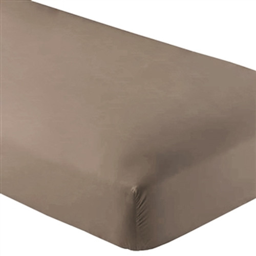 Twin XL Fitted Sheet - Taupe