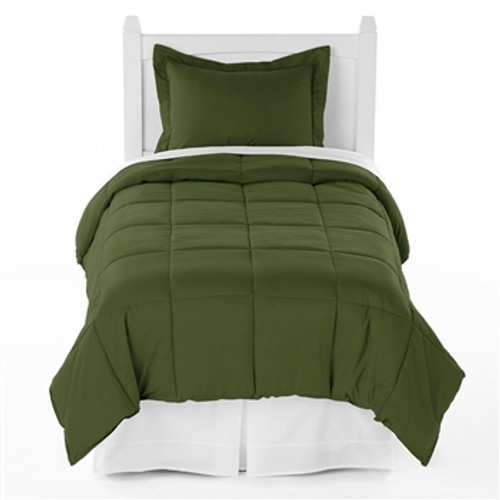 Twin XL Comforter - Cypress Green