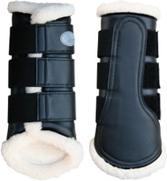 Protection Boots Flex Trainer Black-by HH - RRP $69.95