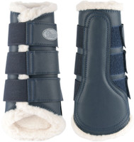 Protection Boots Flex Trainer Navy-by HH - RRP $69