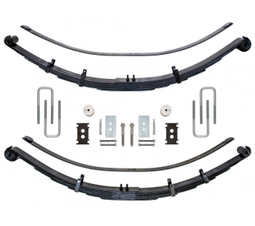 ICON Ford SVT Raptor RXT Multi-Rate Rear Leaf Springs (10-14)