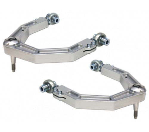 Icon 2010 - 2014 Ford Raptor SVT Billet Aluminum Uniball Upper Control Arm System