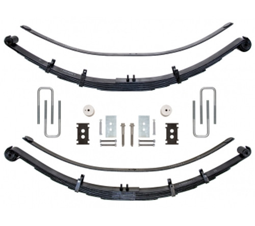 ICON 2010 - 2014 Ford SVT Raptor RXT Multi-Rate Rear Leaf Springs
